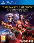 Car�tula de Nobunaga's Ambition: Sphere of Ambition - Ascension para PlayStation 4