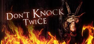 Carátula de Don't Knock Twice para PC