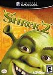 Carátula de Shrek 2 para GameCube