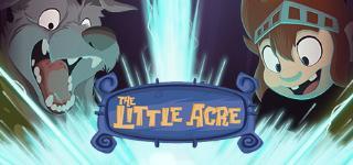 Carátula de The Little Acre para PlayStation 4