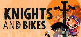 Carátula de Knights and Bikes para PC
