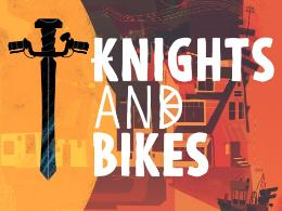 Carátula de Knights and Bikes para PlayStation 4