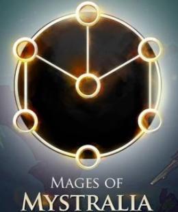 Carátula de Mages of Mystralia para PC