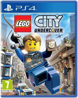 Carátula de Lego City Undercover para PlayStation 4