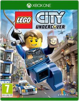 Carátula de Lego City Undercover para Xbox One