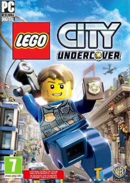 Carátula de Lego City Undercover para PC