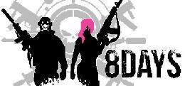 Carátula de 8Days para PlayStation 4
