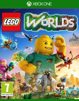 Carátula de LEGO Worlds para Xbox One
