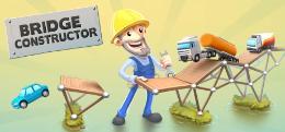Carátula de Bridge Constructor para PlayStation 4