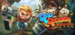 Carátula de Rad Rodgers: World One para PlayStation 4