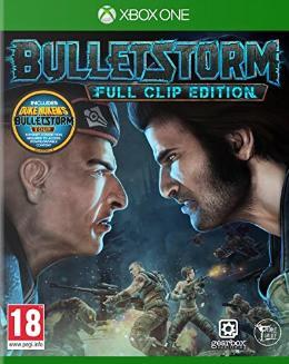 Carátula de Bulletstorm: Full Clip Edition para Xbox One