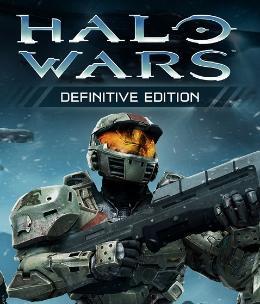Carátula de Halo Wars: Definitive Edition para Xbox One
