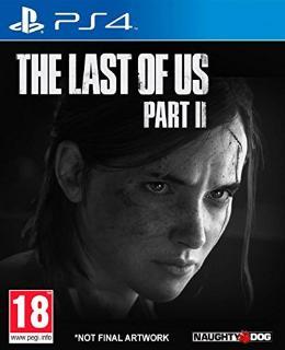 Carátula de The Last of Us: Part II para PlayStation 4