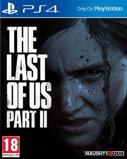 Carátula de The Last of Us: Part II