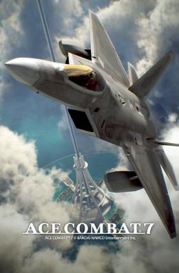 Carátula de Ace Combat 7: Skies Unknown para PlayStation 4