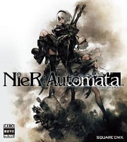 Carátula de NieR: Automata para PC
