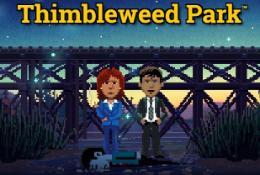 Carátula de Thimbleweed Park para iPhone / iPod Touch