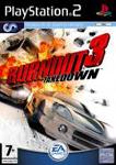 Car�tula de Burnout 3: Takedown para PlayStation 2
