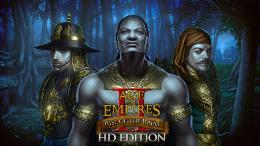 Carátula de Age of Empires II HD: Rise of the Rajas para PC