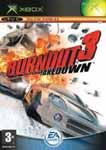 Car�tula de Burnout 3: Takedown para Xbox