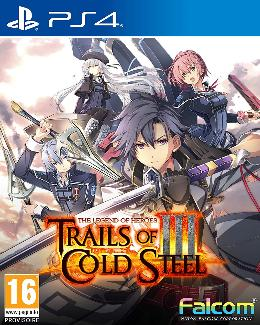 Carátula de The Legend of Heroes: Trails of Cold Steel III para PlayStation 4