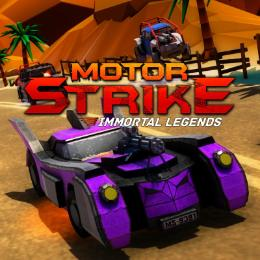 Carátula de Motor Strike: Immortal Legends