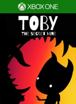 Carátula o portada Europea del juego Toby: The Secret Mine para Xbox One