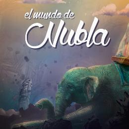 Carátula o portada Logo Oficial del juego El mundo de Nubla para PlayStation 4