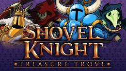 Carátula de Shovel Knight: Treasure Trove para Nintendo Switch