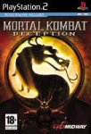 Carátula de Mortal Kombat: Deception para PlayStation 2