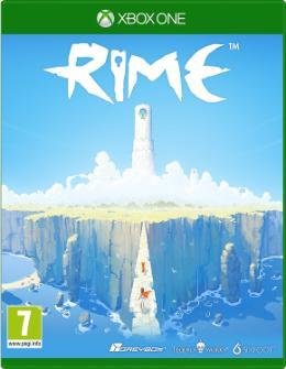 Carátula de Rime para Xbox One