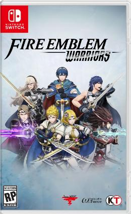 Carátula de Fire Emblem Warriors