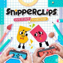 Carátula de Snipperclips – ¡A recortar en compañía! para Nintendo Switch