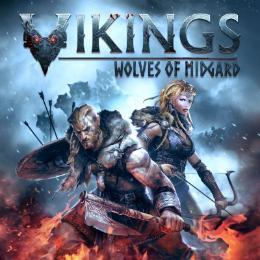 Carátula de Vikings: Wolves of Midgard para PlayStation 4
