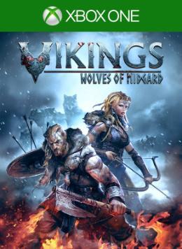 Carátula de Vikings: Wolves of Midgard para Xbox One