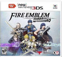 Carátula de Fire Emblem Warriors para Nintendo 3DS