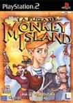 Carátula de La Fuga de Monkey Island para PlayStation 2