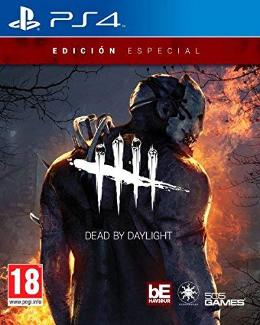 Carátula o portada Europea del juego Dead by Daylight para PlayStation 4