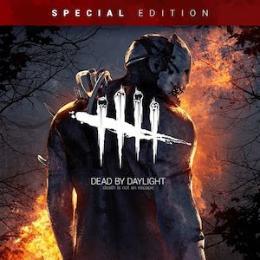 Carátula de Dead by Daylight para Xbox One