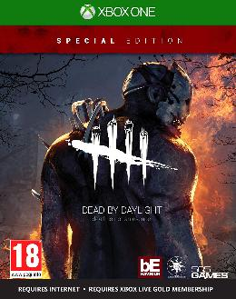 Carátula de Dead by Daylight para Xbox One
