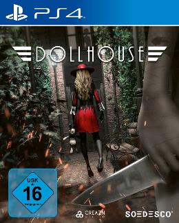 Carátula de Dollhouse para PlayStation 4
