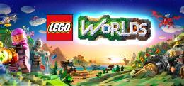 Carátula de LEGO Worlds para Nintendo Switch
