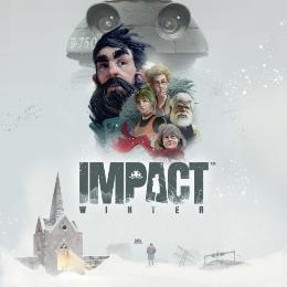 Carátula de Impact Winter para PlayStation 4