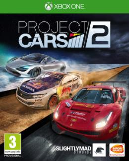 Carátula de Project CARS 2 para Xbox One