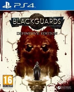 Carátula de Blackguards Definitive Edition para PlayStation 4