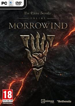 Carátula de The Elder Scrolls Online: Morrowind para PC