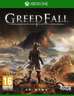 Carátula de GreedFall para Xbox One
