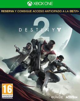 Carátula de Destiny 2 para Xbox One