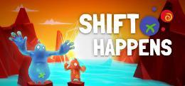 Carátula de Shift Happens para PlayStation 4