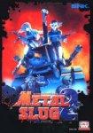 Carátula o portada Flier del juego Metal Slug 2 para Arcade
